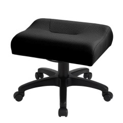 Ez Posture Chair Wedding Cover Hire Norfolk Ergocentric Adjustable Height Leg Rest Padded Foot Stool