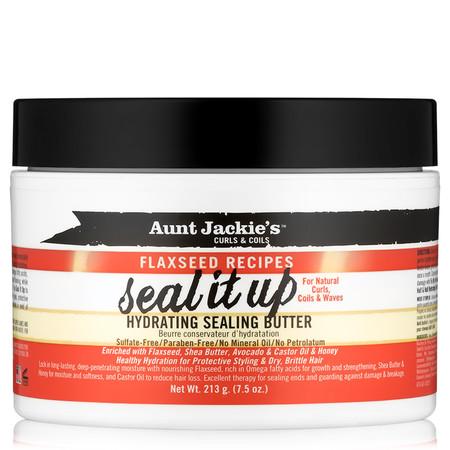 Aunt Jackies Curls Amp Coils Flaxseed Recipes Seal It Up