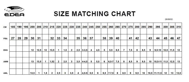 Size matching chartg also edea sizing chart rh figureskatingstore