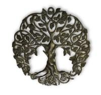 Haiti Metal Art, Recycled Tree of Life Wall Art, Quality ...