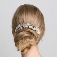 Pearl and Crystal Hair Vine | Bridal Hair Accessories ...