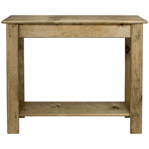 36 inch Wide Console Table