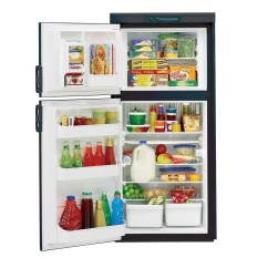Dometic 2652 Wiring Diagram How To Make A Tree Americana Double Door 6 Cubic Feet Refrigerator