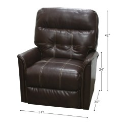 Rv Swivel Chair Leopard Accent Rocking Recliner Saddle Parts Nation