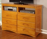 Discovery World Furniture Entertainment Dresser 2171 ...
