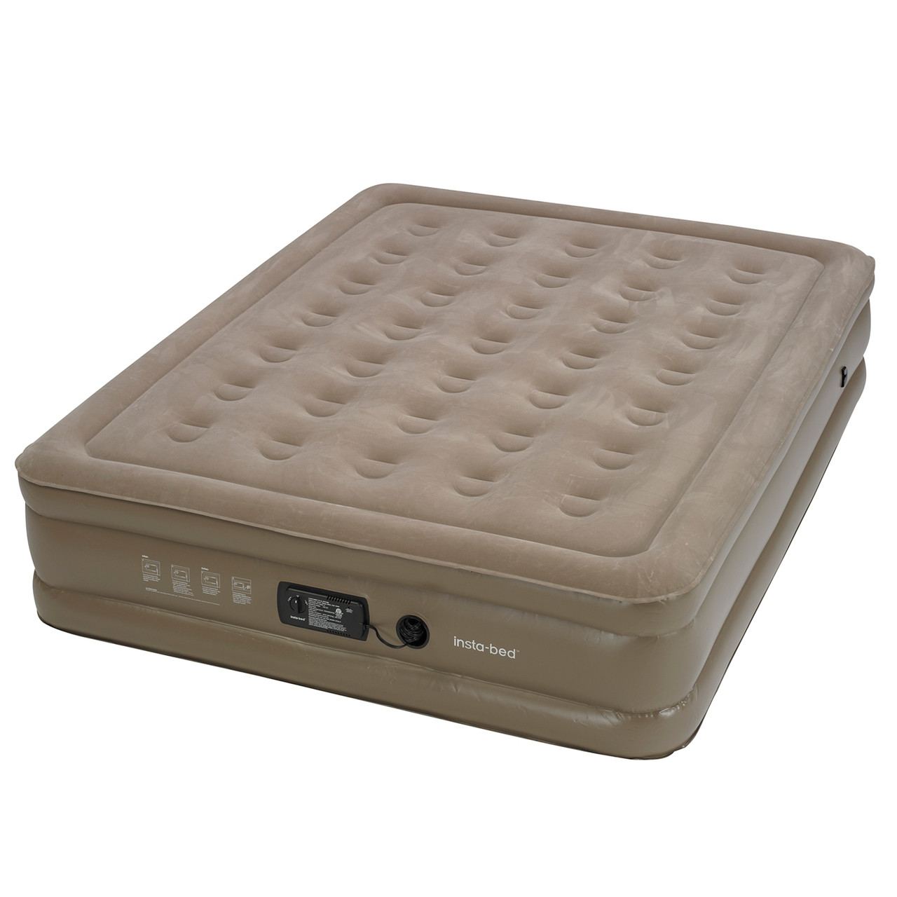Queen Size Insta Bed Air Mattress with Pump