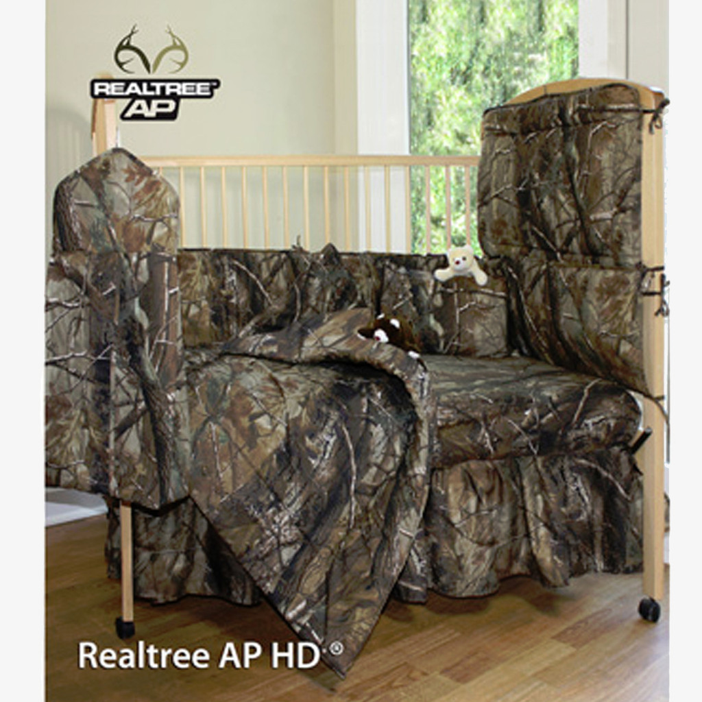 Camo Bedding for the Newest Hunters