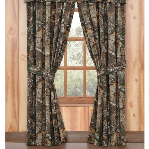 Realtree Camo Window Treatments