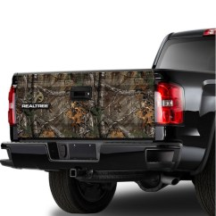 Floor Mats For Kitchen Tuscan Decor Realtree Camo Tailgate Film | Camowraps Truck Wrap Accessories