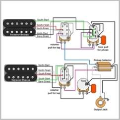 Les Paul Wiring Diagram Push Pull Farmall H Guitar Diagrams & Resources | Guitarelectronics.com