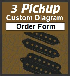 Peavey Pickups Wiring Diagram 3 Pickup Custom Designed Guitar Wiring Diagrams