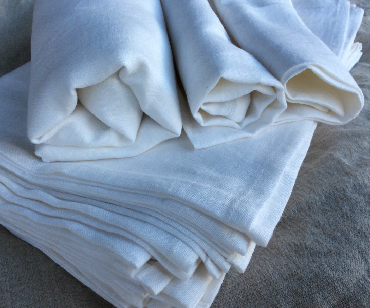 linen wash cloth  | Handmade by Superior Custom Linens