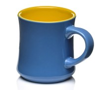 Coffee Mug   Blue   Good Bi   Great Infusions