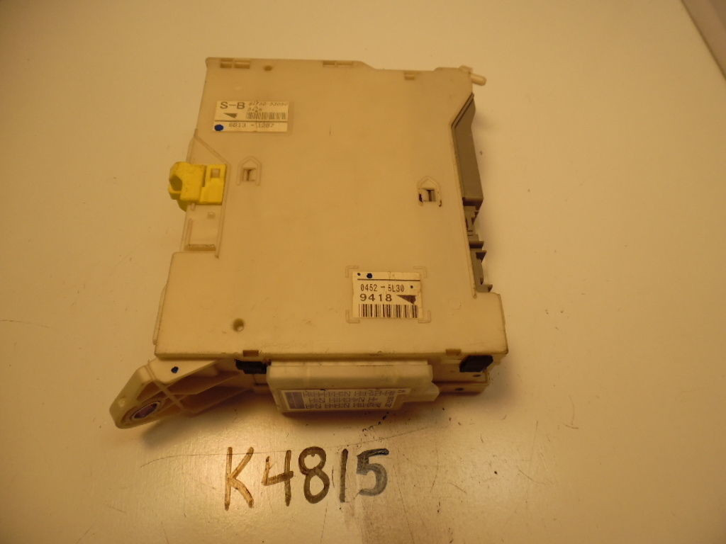 small resolution of 06 10 lexus is350 is250 isf 82730 53050 fusebox fuse box relay unit for a 2000