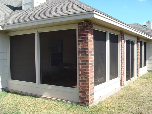 screen porch systems kits metro
