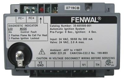 Fenwal Ignition Module Part #35605500001