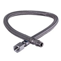 Flex Hose, Stainless Steel - (30 Inches Long) - MATHESON ...