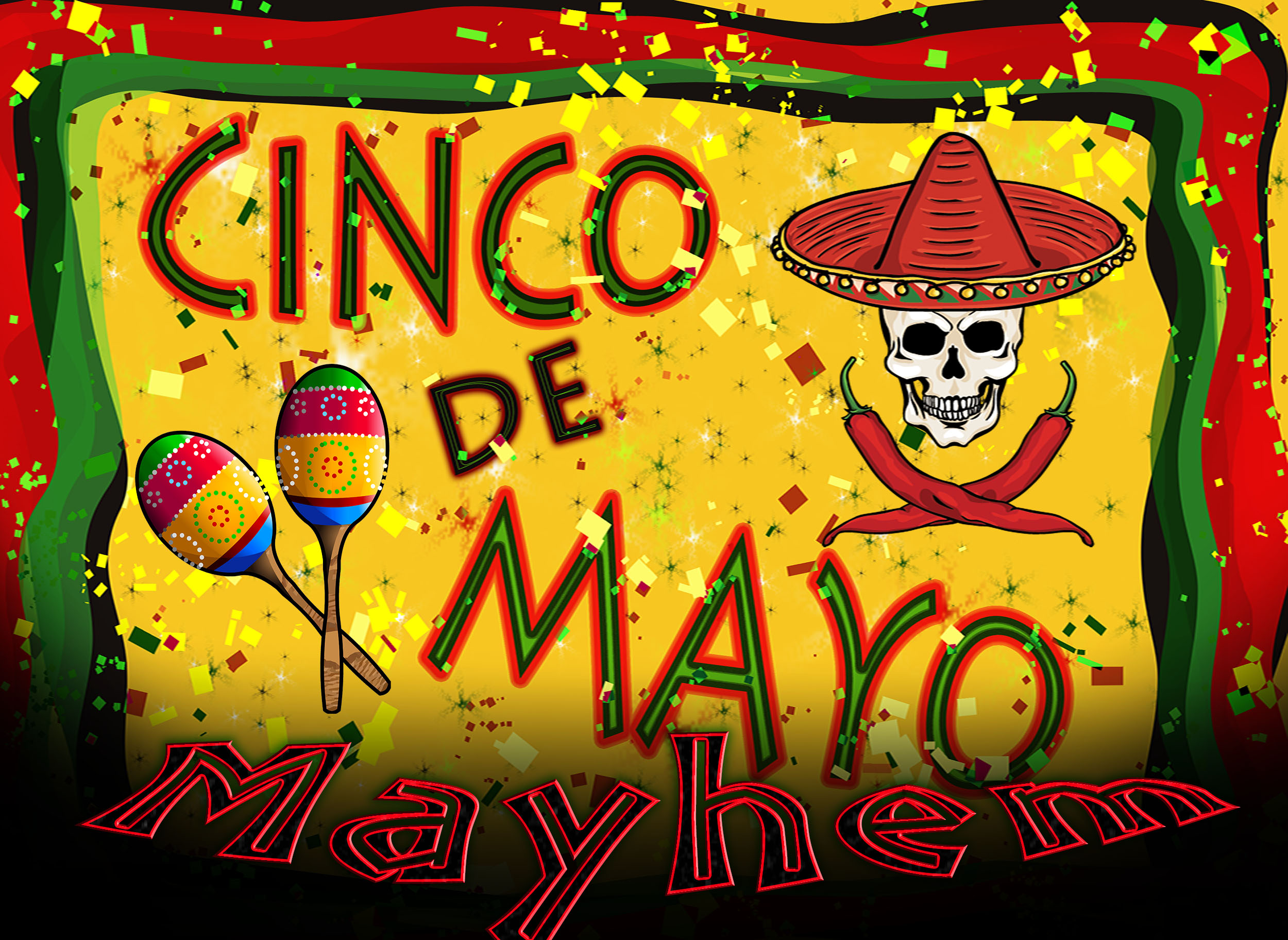 Host A Cinco De Mayo Murder Mystery Party In Seven Simple