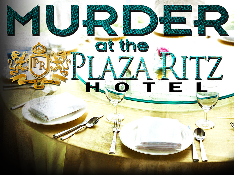Murder At The Plaza Ritz Hotel Large Group Corporate Game