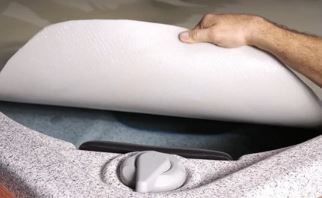 Soft Covers for Hot Tubs  Hot Tub Outpost