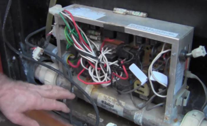 Hot Tub Pump Wiring Diagram On Spa Heater Gas Valve Wiring Diagram
