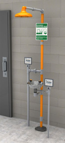 Guardian AP250 015 Modesty Curtain For Horizontal Showers And Safety Stations Safety Emporium
