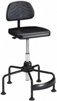 Safco High-Range Industrial Workbench Stool - 5117