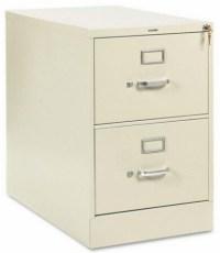 2 Drawer Letter File Cabinets - HON 2 Drawer Letter File ...