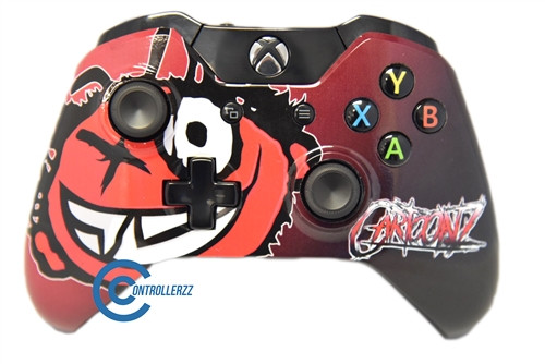 The Gallery For Gt Xbox One Controller Custom Vanoss
