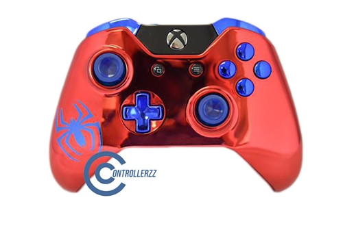 Spiderman Xbox One Controller