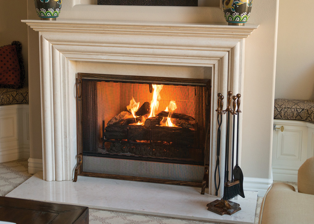 Fireplace Accessories  Black Swan Home