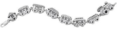 Little Train Bracelet Dallas Pridgen Jewelry