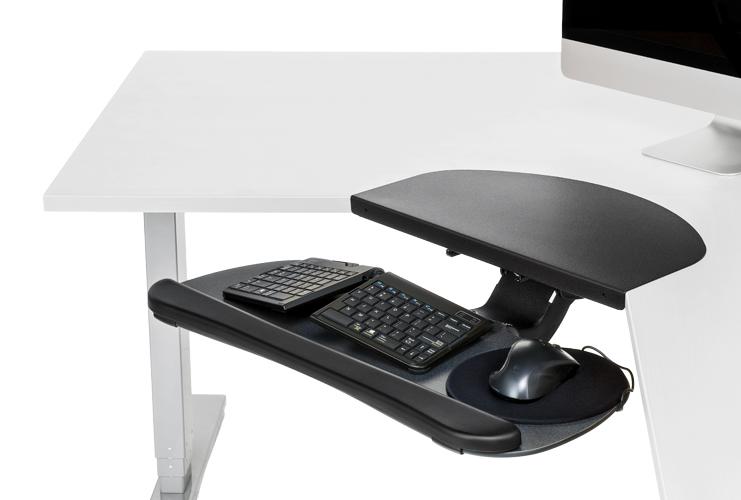 Switch Keyboard Tray  UPLIFT Desk
