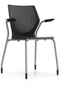 Knoll MultiGeneration Quick Ship Stack Chair | OfficeChairsUSA