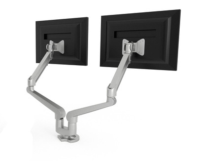 Hon Dual Monitor Arm  OfficeChairsUSA