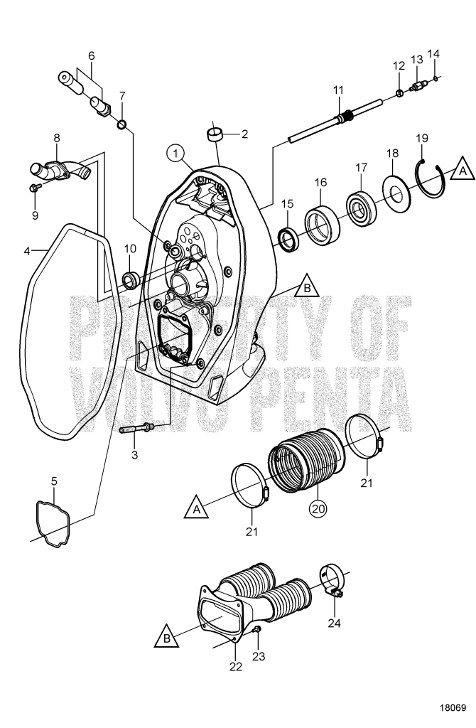 Volvo Penta 4 3 Gl Wiring Diagram : 33 Wiring Diagram