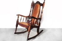 Antique Victorian Rocking Chair   Antique Furniture