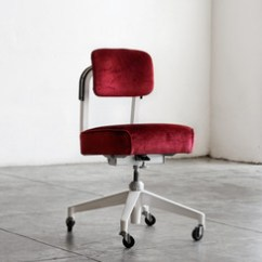 Allsteel Task Chair The Portable High Sold - 1970s Steelcase Office Chair, Refinished Rehab Vintage Interiors