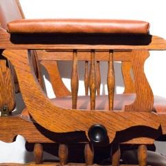 Rocking Chair Footrest Wheelchair For Kids Sold Victorian Platform Rocker With Foot Rest C 1890