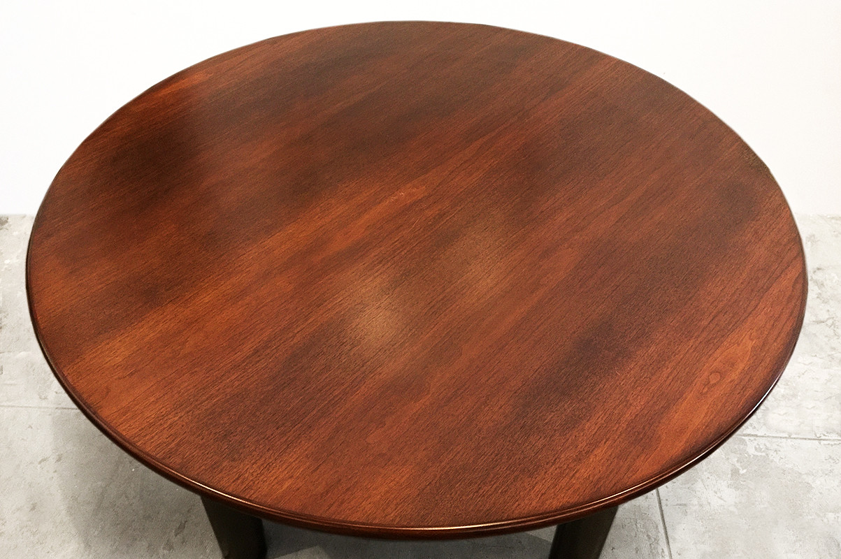 Sold - Walnut Conference Table 1990s Rehab