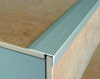Aluminium Stair Nosing For Laminate,Carpet,Tile & Lino ...