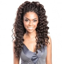 Synthetic Crochet Braids For Curly Hair ...