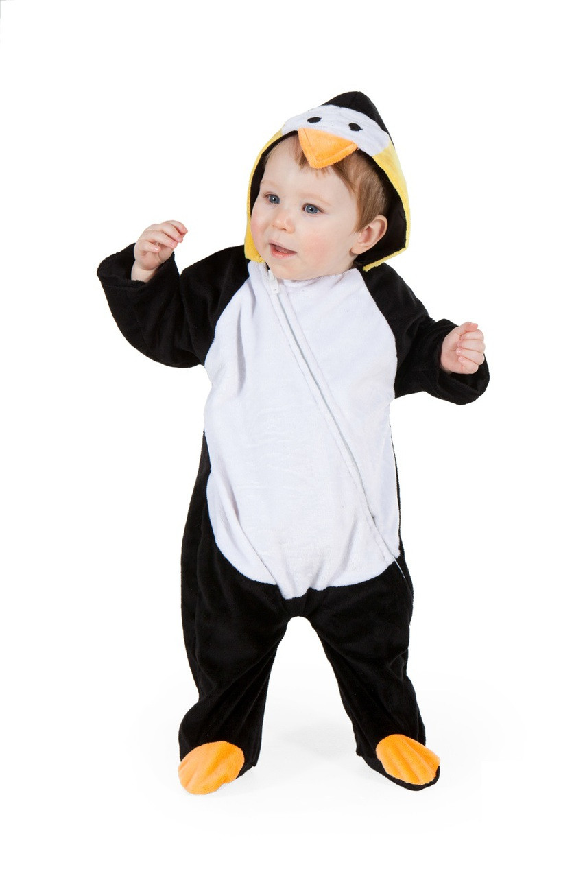 Baby Penguin Fancy Dress Costume - Limited