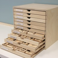Drawer Cabinet - Stamp-n-Storage