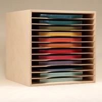 Paper Holder for IKEA - Stamp-n-Storage