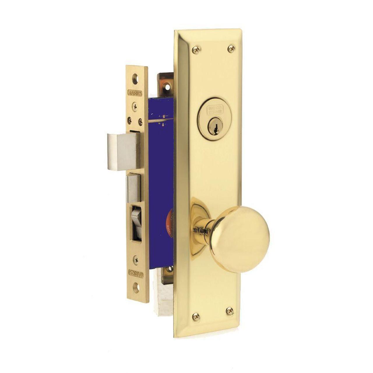 Marks Metro Mortise Lockset 91a Series