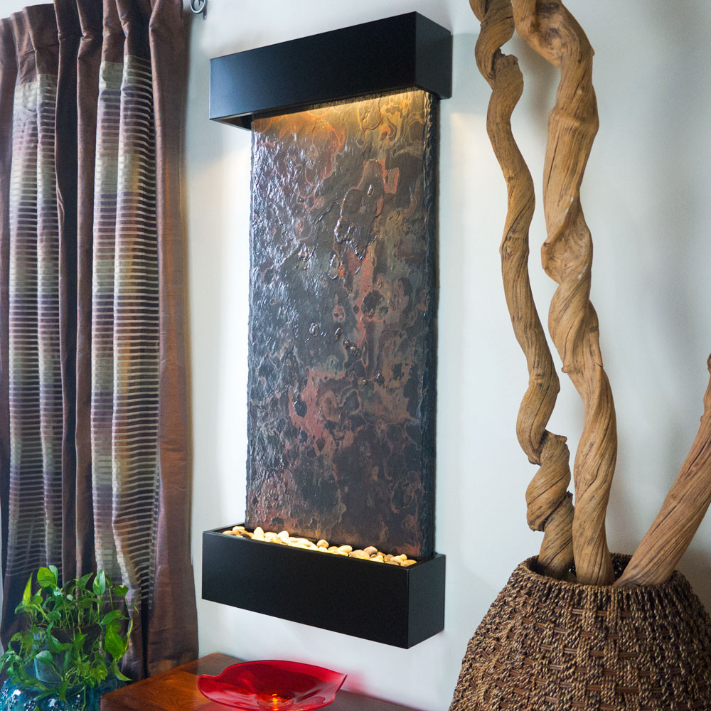 Indoor Wall Fountains Wall-mounted Water