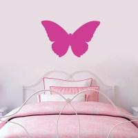 Butterfly Silhouette Wall Decals Wall Art Wall Murals