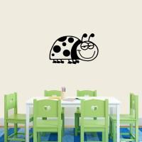 Ladybug Wall Decals Wall Decor Stickers