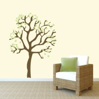 Simple Tree Wall Decal Home Dcor Wall Decals